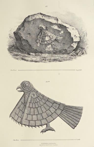 Antiquites Mexicaines - 1er Expedition - Planche XXX (1844)