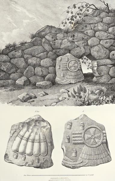 Antiquites Mexicaines - 2ème Expedition - Planche III (1844)