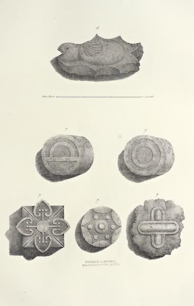 Antiquites Mexicaines - 2ème Expedition - Planche IV (1844)