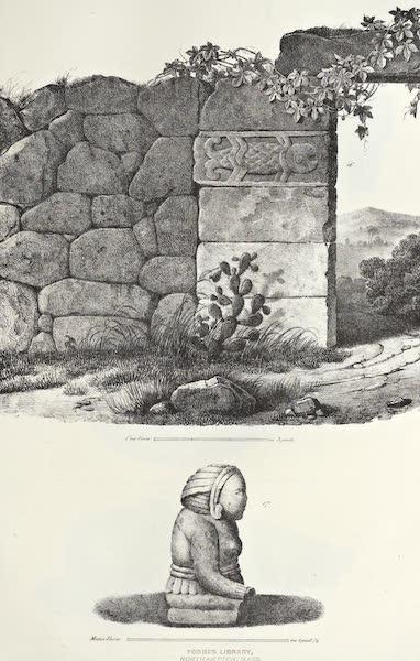 Antiquites Mexicaines - 2ème Expedition - Planche VII (1844)