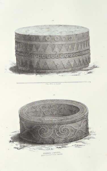 Antiquites Mexicaines - 2ème Expedition - Planche IX (1844)