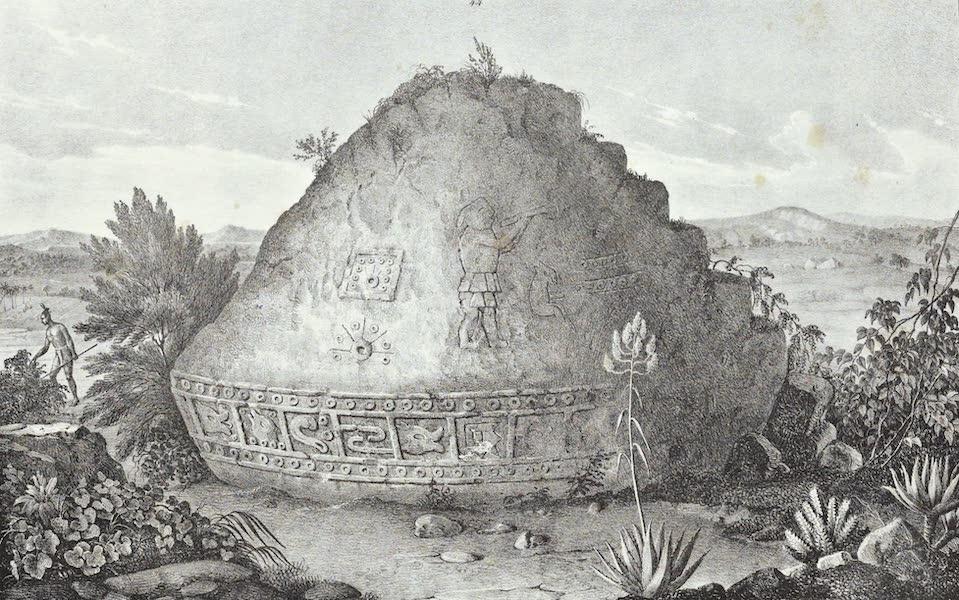 Antiquites Mexicaines - 2ème Expedition - Planche XV (1844)