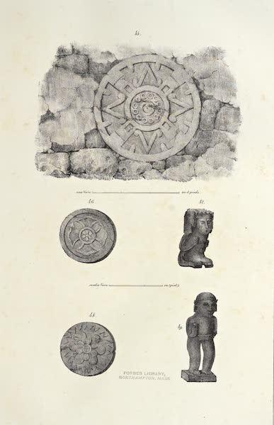 Antiquites Mexicaines - 2ème Expedition - Planche XVI (1844)
