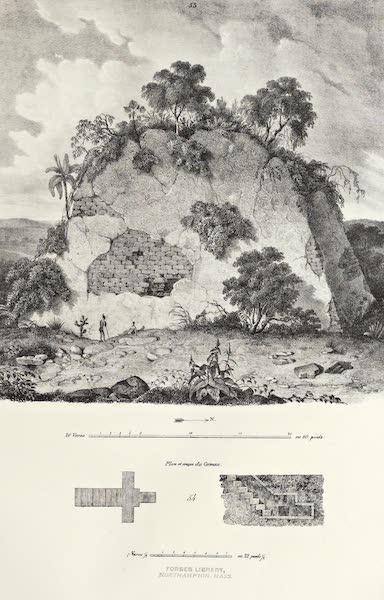 Antiquites Mexicaines - 2ème Expedition - Planche XVIII (1844)