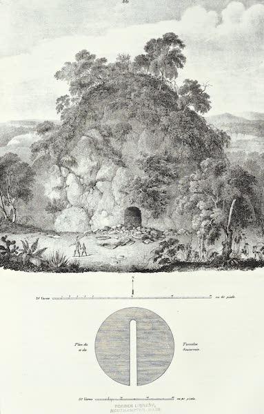 Antiquites Mexicaines - 2ème Expedition - Planche XXII (1844)