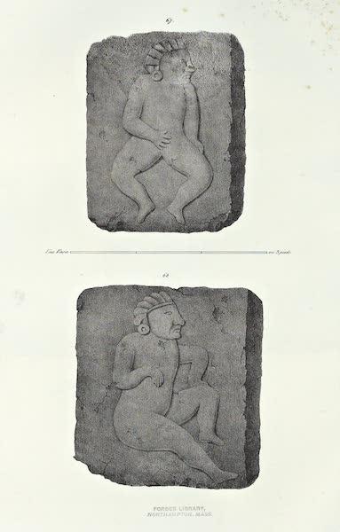 Antiquites Mexicaines - 2ème Expedition - Planche XXIII (1844)