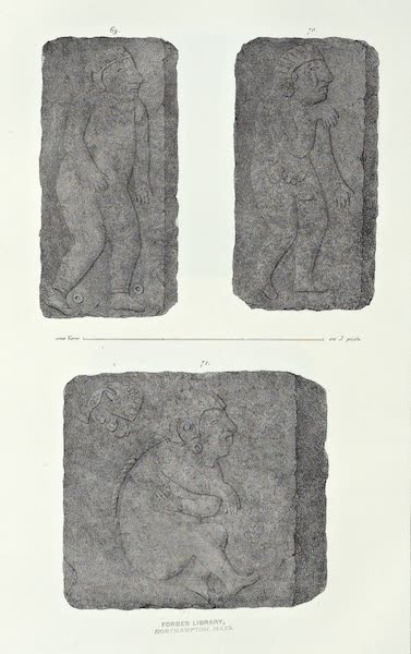 Antiquites Mexicaines - 2ème Expedition - Planche XXIV (1844)