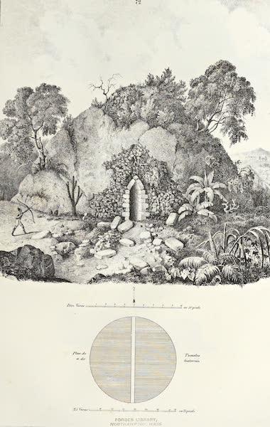 Antiquites Mexicaines - 2ème Expedition - Planche XXV (1844)