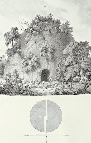Antiquites Mexicaines - 2ème Expedition - Planche XXVII (1844)