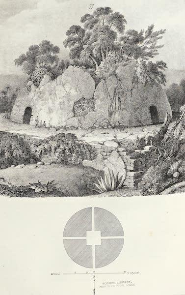 Antiquites Mexicaines - 2ème Expedition - Planche XXVIII (1844)