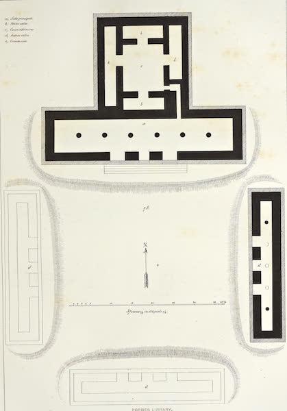 Antiquites Mexicaines - 2ème Expedition - Planche XXIX (1844)