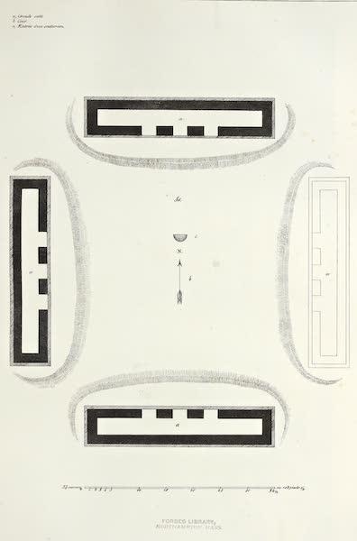 Antiquites Mexicaines - 2ème Expedition - Planche XXXII (1844)