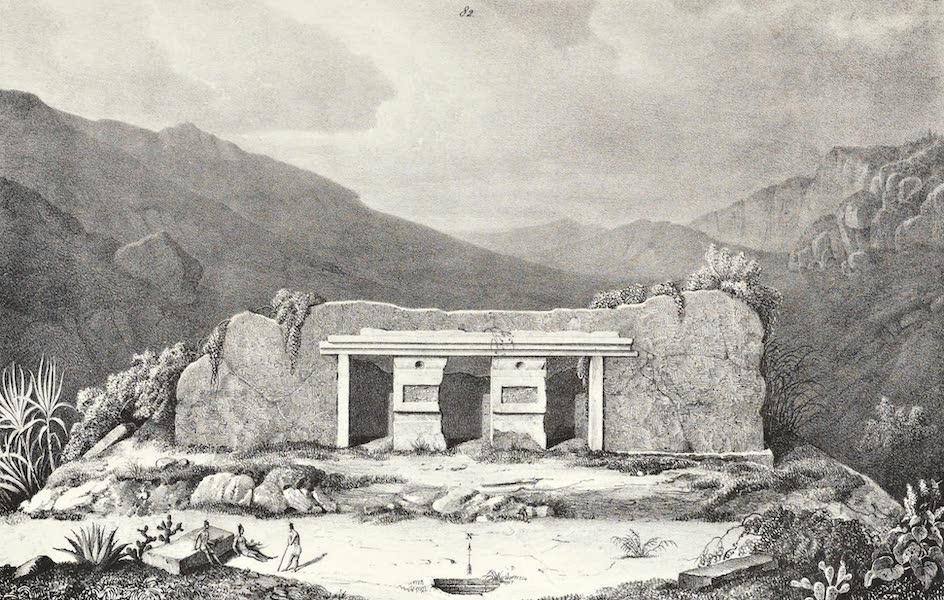 Antiquites Mexicaines - 2ème Expedition - Planche XXXIII (1844)