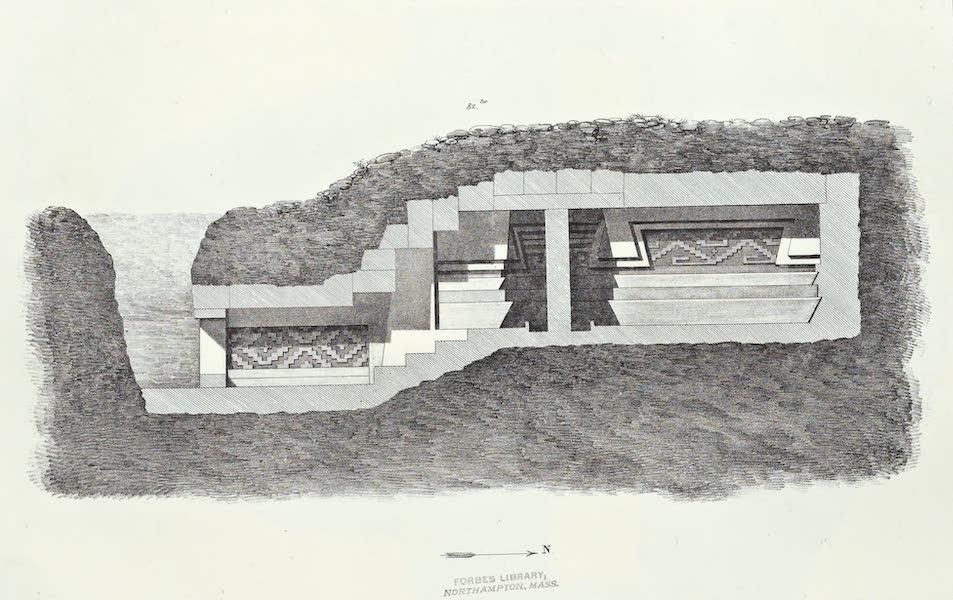 Antiquites Mexicaines - 2ème Expedition - Planche XXXV (1844)