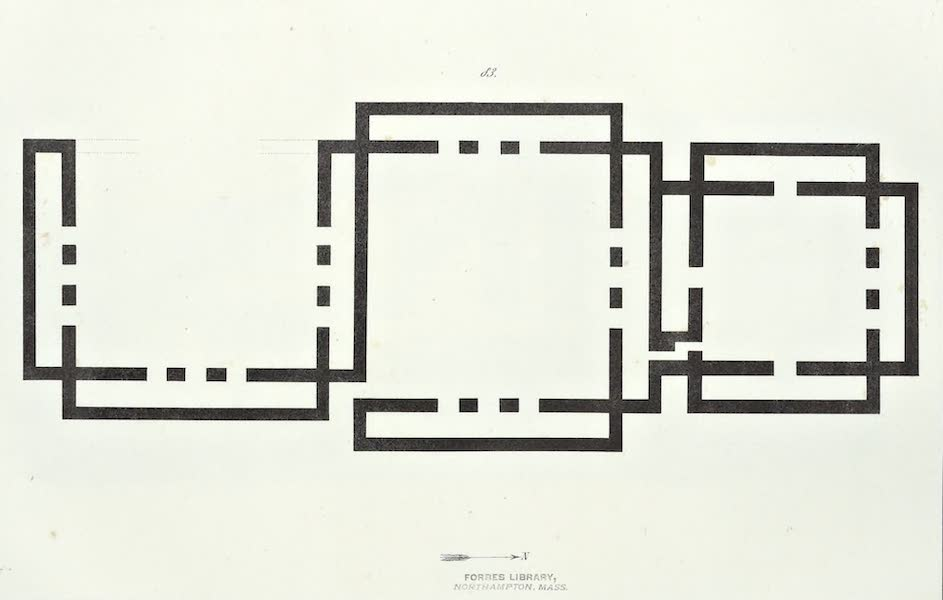 Antiquites Mexicaines - 2ème Expedition - Planche XXXVI (1844)