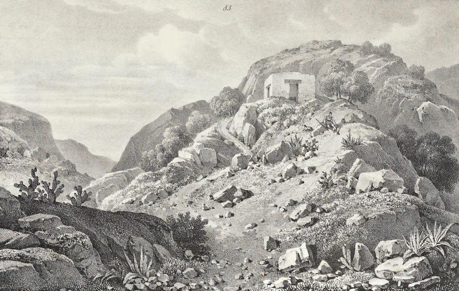 Antiquites Mexicaines - 2ème Expedition - Planche XXXVIII (1844)