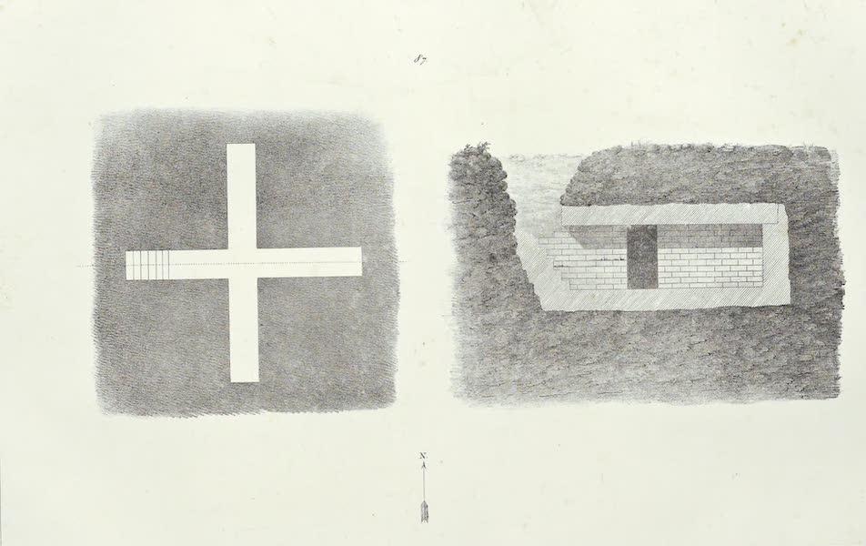 Antiquites Mexicaines - 2ème Expedition - Planche XXXX (1844)