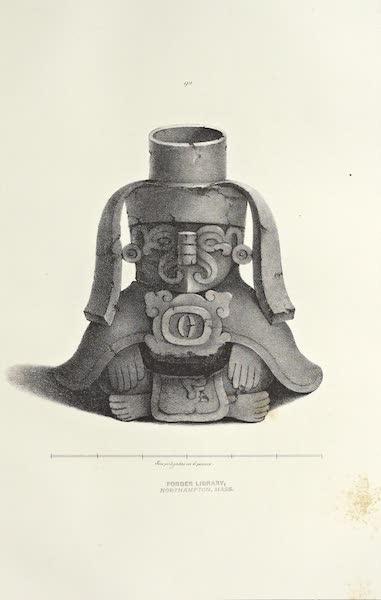 Antiquites Mexicaines - 2ème Expedition - Planche XXXXII (1844)