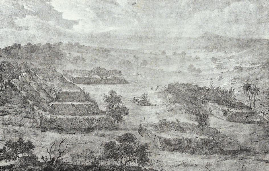 Antiquites Mexicaines - 2ème Expedition - Planche XXXXIV (1844)