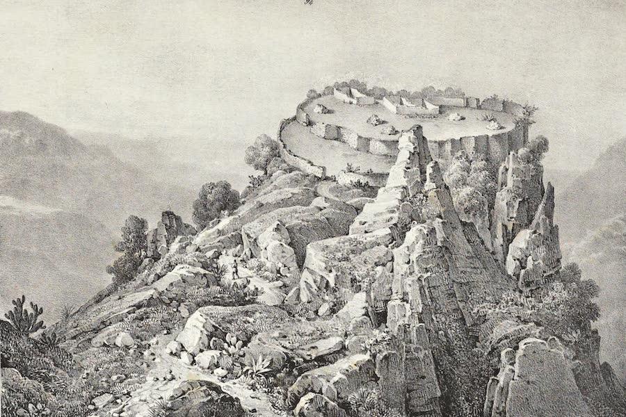 Antiquites Mexicaines - 2ème Expedition - Planche XXXXVI (1844)