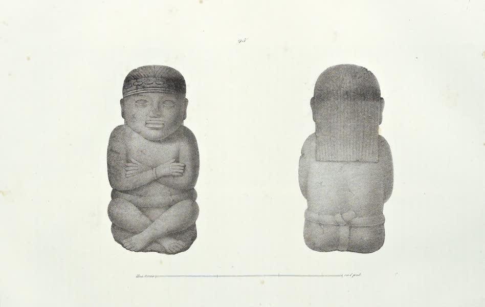 Antiquites Mexicaines - 2ème Expedition - Planche XXXXVII (1844)