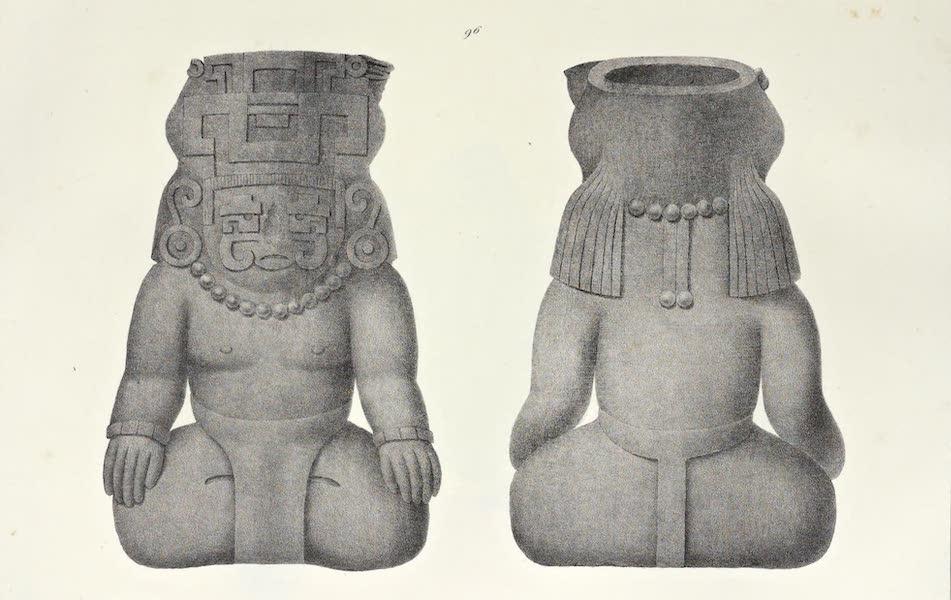 Antiquites Mexicaines - 2ème Expedition - Planche XXXXVIII (1844)