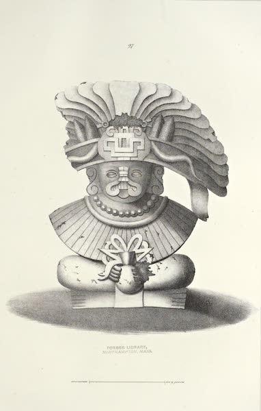 Antiquites Mexicaines - 2ème Expedition - Planche XXXXIX (1844)