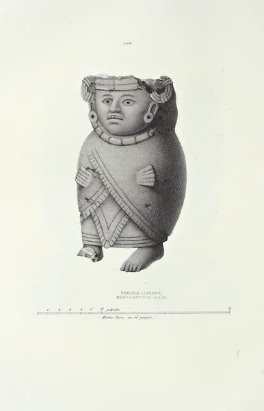 Antiquites Mexicaines - 2ème Expedition - Planche LV (1844)