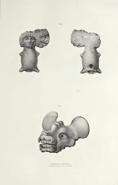 Antiquites Mexicaines - 2ème Expedition - Planche LVIII (1844)