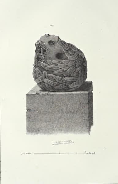 Antiquites Mexicaines - 2ème Expedition - Planche LXI (1844)