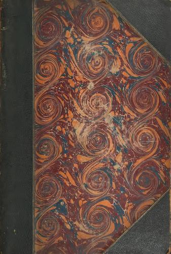 Antiquities of Mexico Vol. 3 - Front Cover (1831)
