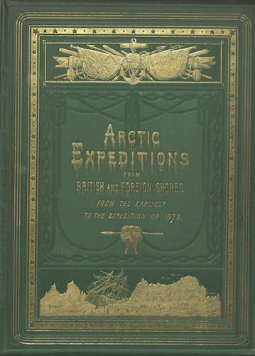 Aquatint & Lithography - Arctic Expeditions from British and Foreign Shores Vol. 1