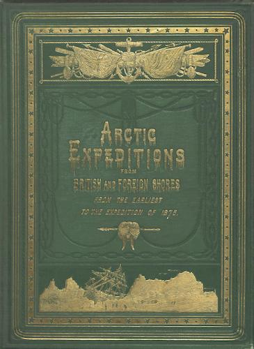 Aquatint & Lithography - Arctic Expeditions from British and Foreign Shores Vol. 2
