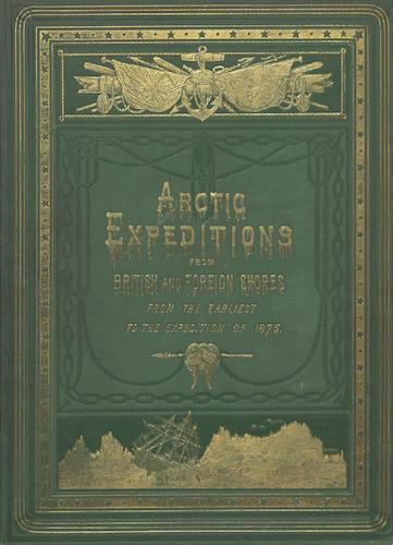 English - Arctic Expeditions from British and Foreign Shores Vol. 3