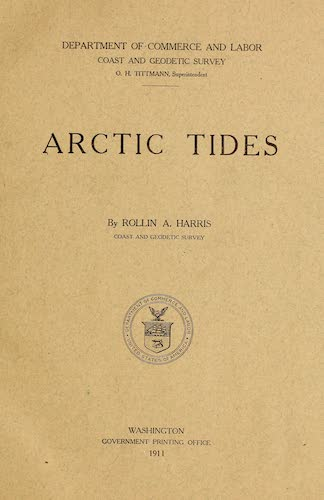 English - Arctic Tides