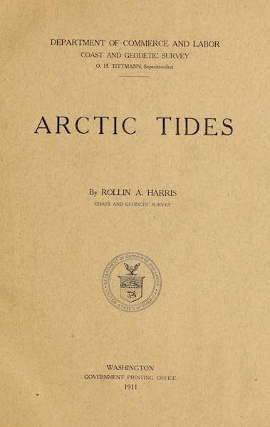 Arctic Tides - Title Page (1911)