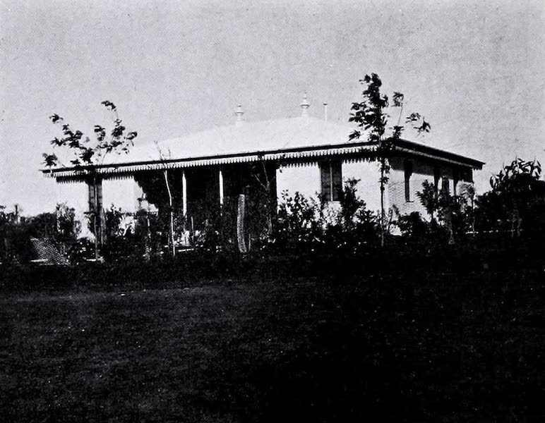 Argentina, Past and Present - Typical Smaller Residence : Colon (1914)