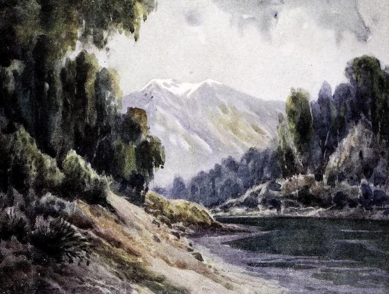 Argentina, Past and Present - Lake Nahuel Huapi (1914)