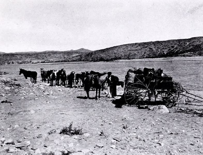 Argentina, Past and Present - Pioneering in the South (1914)