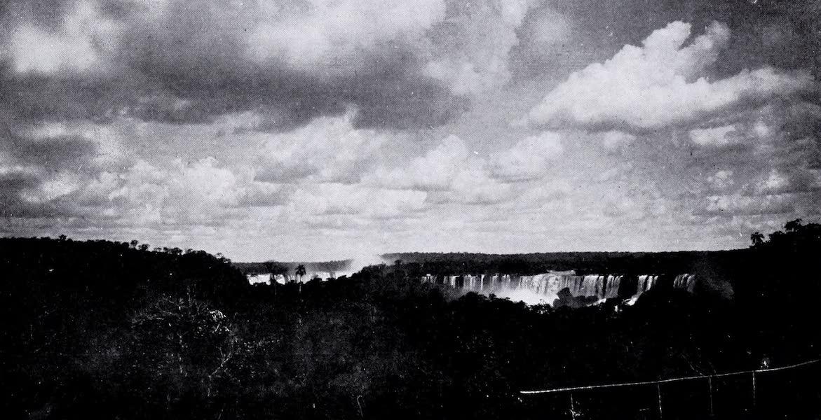 Argentina, Past and Present - The Iguazu Falls [I] (1914)