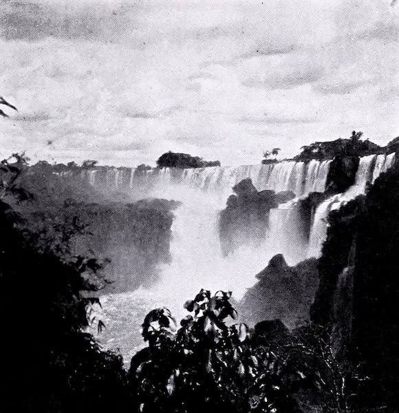 Argentina, Past and Present - The Igazu Falls [III] (1914)