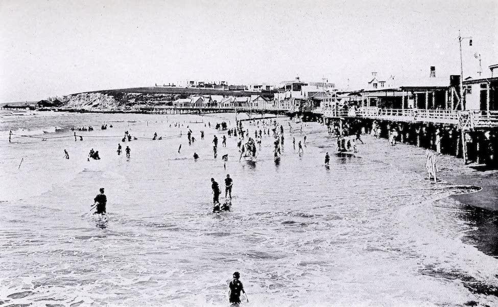 Argentina, Past and Present - La Perla Bay : Mar Del Plata (1914)