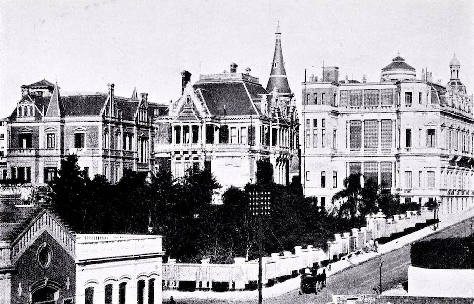 Argentina, Past and Present - Buenos Aires : Modern Residences (1914)