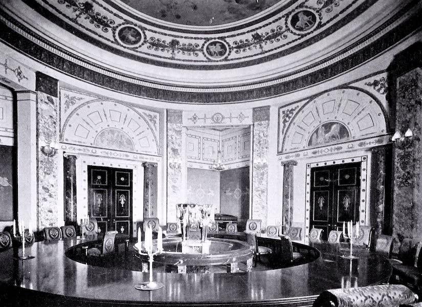 The Jockey Club : A Private Dining-Room