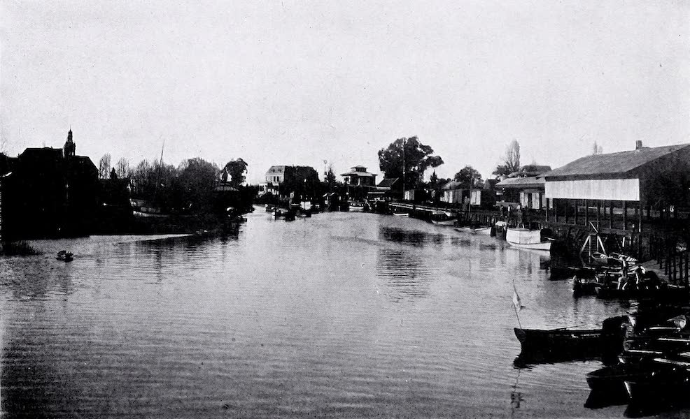 Argentina, Past and Present - On the Tigre River (1914)