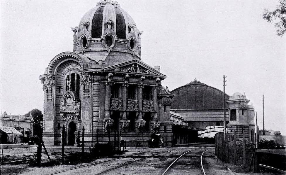 La Plata : The New Railway Station in the Cordoba Hills
