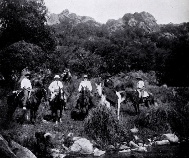 Argentina, Past and Present - In the Cordoba Hills (1914)