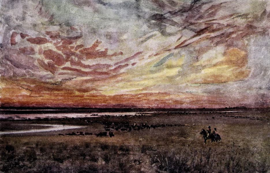 Argentina, Past and Present - The Campo (1914)