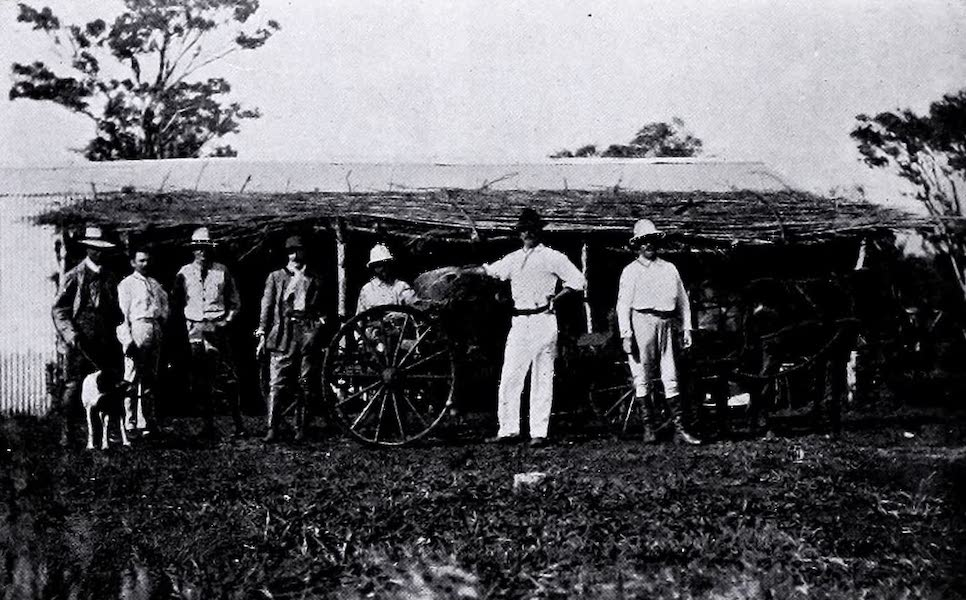 Argentina, Past and Present - Messrs. Freund and Duffield : Two Well-known Northern Pioneers (1914)