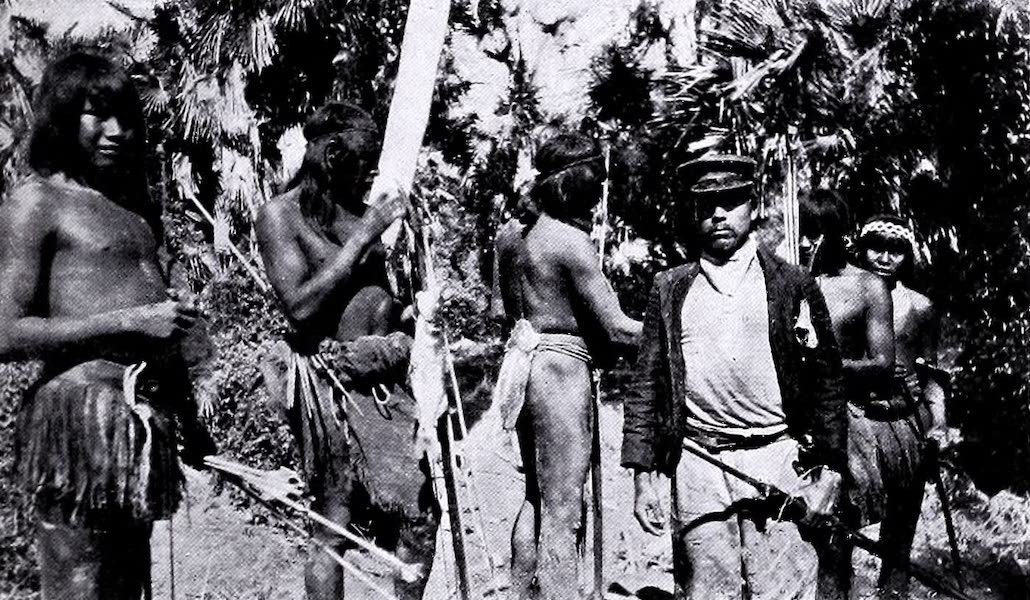 Argentina, Past and Present - Wild Fishermen (1914)